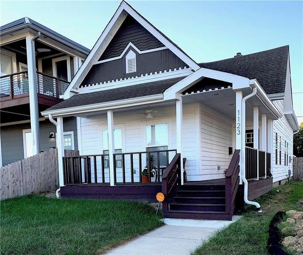 1123 Spann Indianapolis IN 46203 | MLS 21674013 | photo 1
