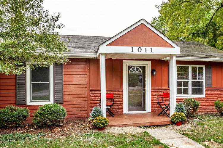 1011 E 75th Street Indianapolis, IN 46240   MLS 21674034