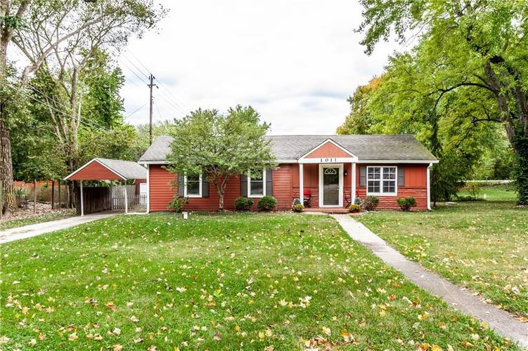 1011 E 75th Street Indianapolis, IN 46240 | MLS 21674034 | photo 3