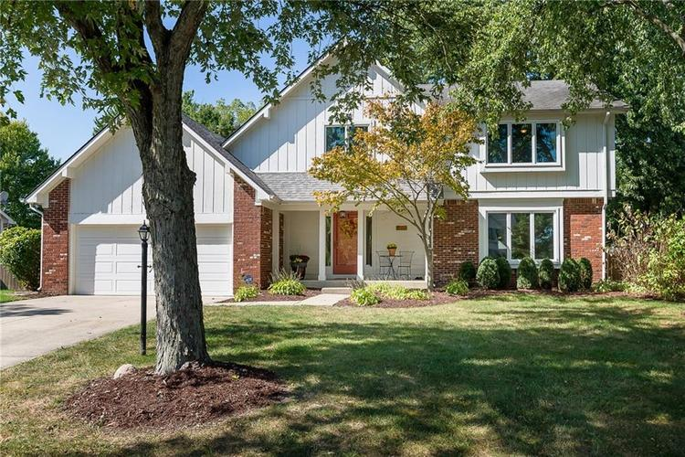 8036  Castle Lake Road Indianapolis, IN 46256 | MLS 21674095