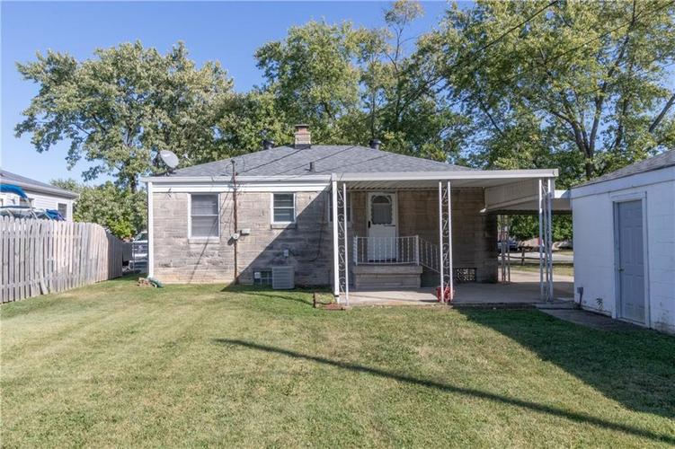 1230 N Ritter Avenue Indianapolis, IN 46219 | MLS 21674103 | photo 19