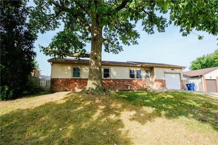 3106  Southwest Drive Indianapolis, IN 46241 | MLS 21674141