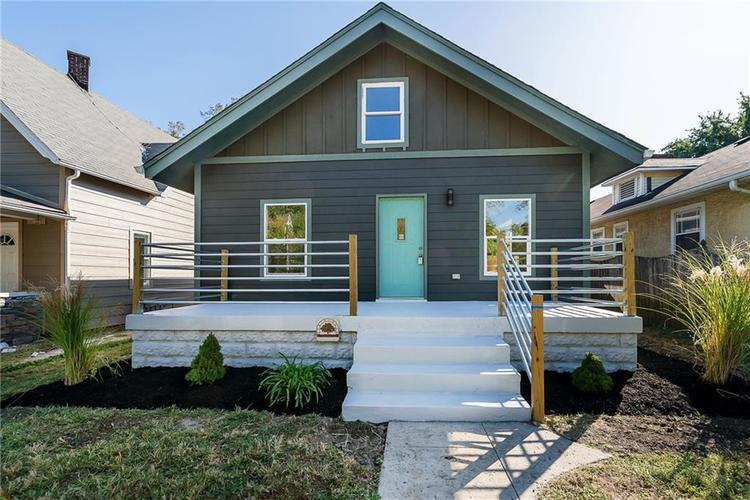 1205 N Temple Avenue Indianapolis, IN 46201 | MLS 21674182 | photo 1