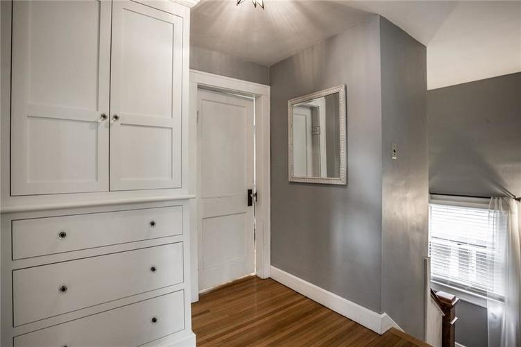 5517 N GUILFORD Avenue Indianapolis, IN 46220 | MLS 21674206 | photo 23