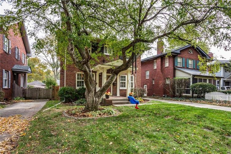 5517 N GUILFORD Avenue Indianapolis, IN 46220 | MLS 21674206 | photo 3