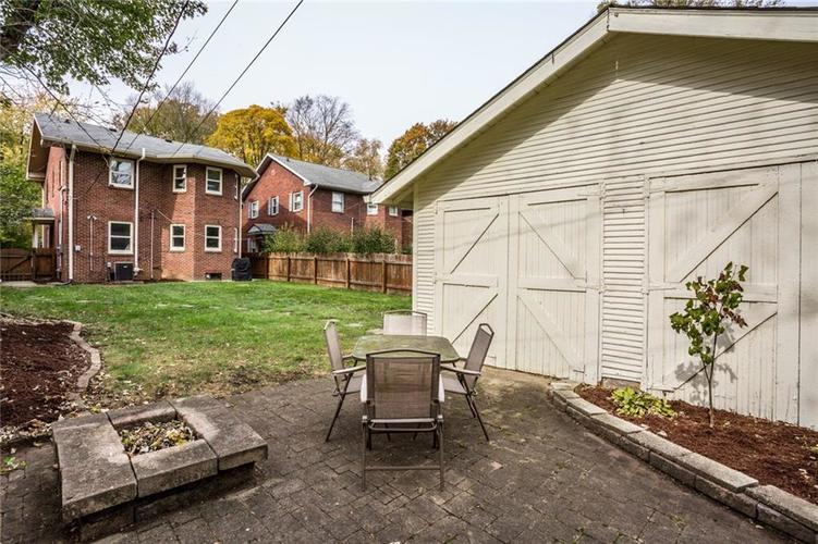 5517 N GUILFORD Avenue Indianapolis, IN 46220 | MLS 21674206 | photo 32