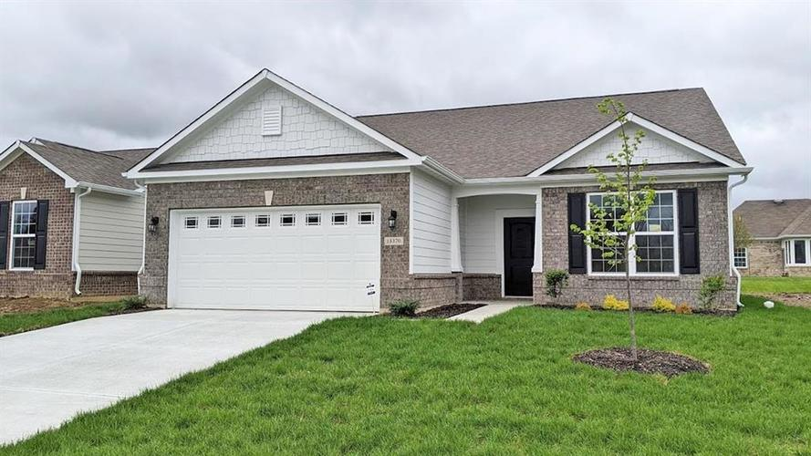 13370 N Carefree Court Camby, IN 46113 | MLS 21674226
