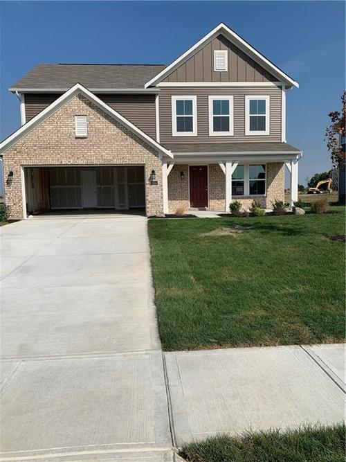 5514 W Woodhaven Drive McCordsville, IN 46055 | MLS 21674276