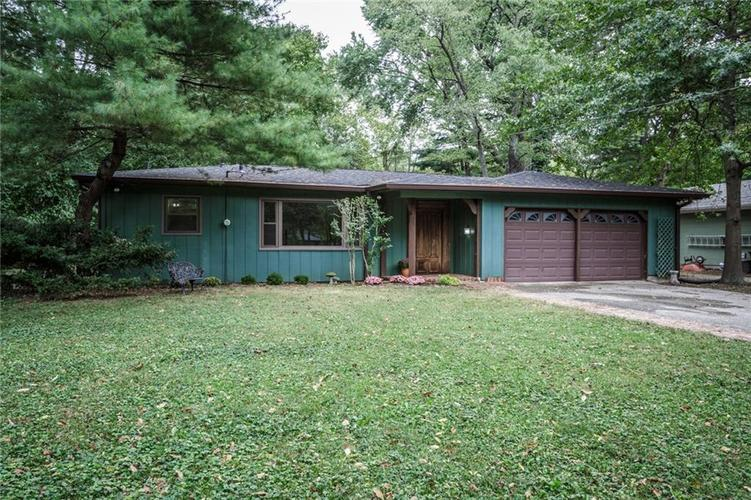 1218  River Heights Drive Indianapolis, IN 46240 | MLS 21674311