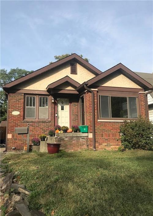 26 N BOLTON Avenue Indianapolis, IN 46219   MLS 21674338   photo 1