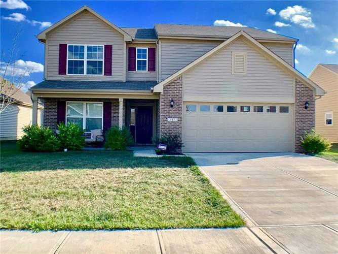 887  Coralberry Lane Greenwood, IN 46143 | MLS 21674371