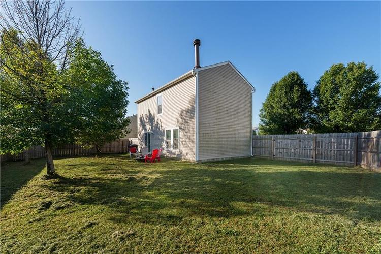 13157 N Becks Grove Court Camby, IN 46113 | MLS 21674401 | photo 23