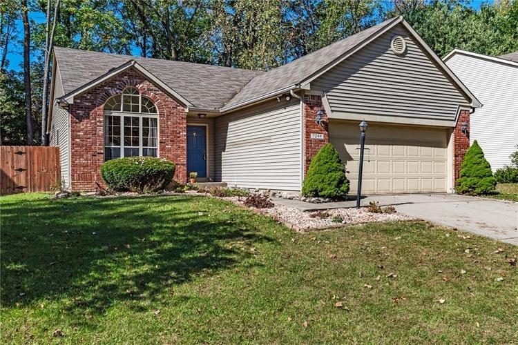 7244 Bradford Woods Way Indianapolis, IN 46268 | MLS 21674409 | photo 2