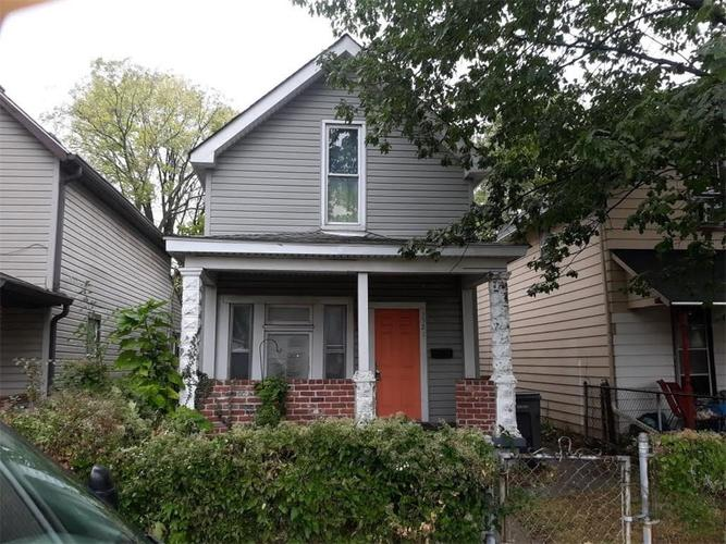 1521 Olive Street Indianapolis, IN 46204 | MLS 21674417 | photo 1