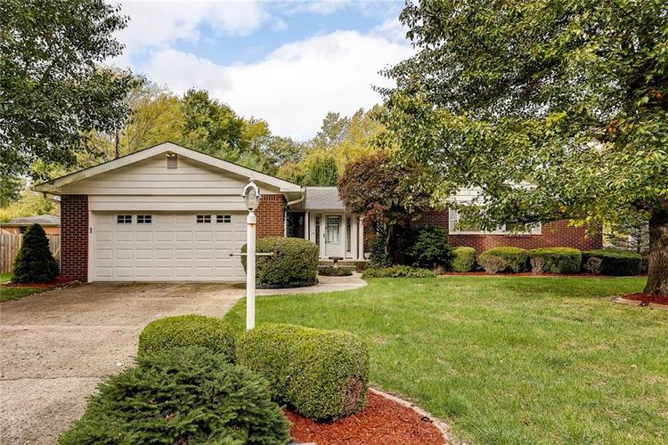 7960 Lieber Road Indianapolis, IN 46260 | MLS 21674453 | photo 1