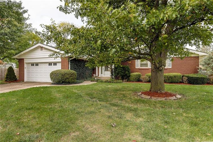 7960 Lieber Road Indianapolis, IN 46260 | MLS 21674453 | photo 2