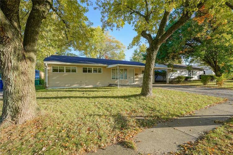 6622 E 47th Street Indianapolis, IN 46226 | MLS 21674476 | photo 1