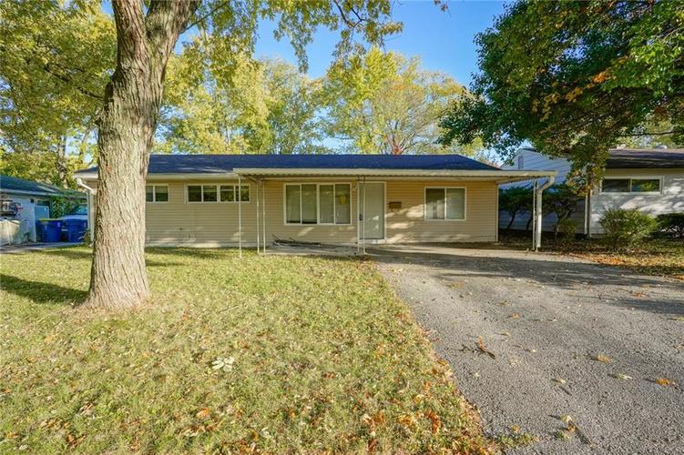 6622 E 47th Street Indianapolis, IN 46226 | MLS 21674476 | photo 2