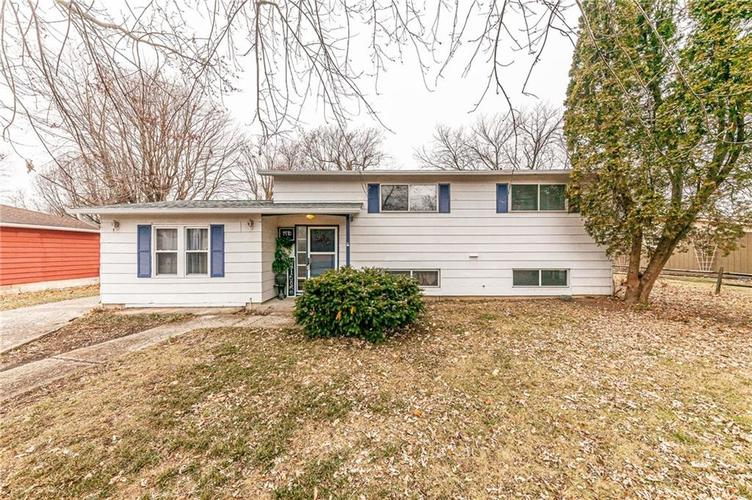 1970 N GALESTON Drive Indianapolis, IN 46229 | MLS 21674486 | photo 1