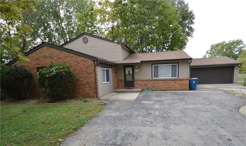 3144 S Hartman Drive Indianapolis, IN 46239 | MLS 21674508
