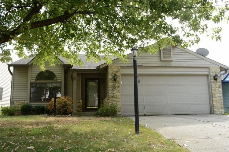 5915 Timber Lake Boulevard Indianapolis, IN 46237 | MLS 21674554 | photo 1