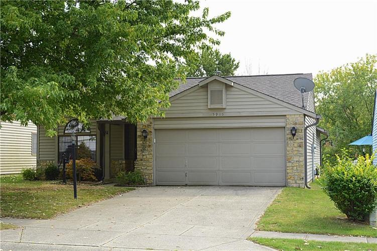 5915 Timber Lake Boulevard Indianapolis, IN 46237 | MLS 21674554 | photo 2