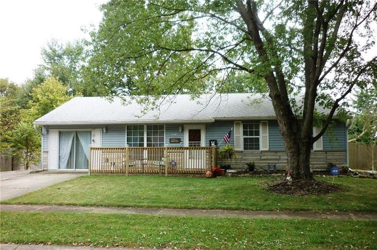 6223 Epperson Drive Indianapolis, IN 46221   MLS 21674590   photo 1