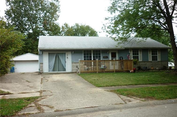 6223 Epperson Drive Indianapolis, IN 46221   MLS 21674590   photo 2