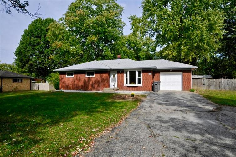 2730 E THOMPSON Road Indianapolis, IN 46227 | MLS 21674596