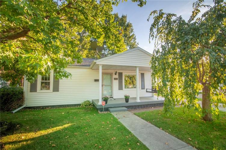 611  10th Street Chesterfield, IN 46017 | MLS 21674635