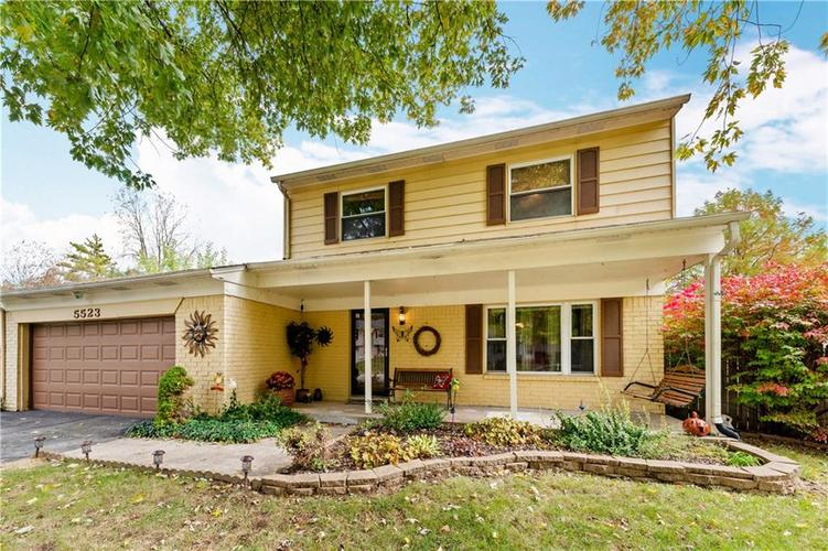 5523 Pappas Drive Indianapolis, IN 46237   MLS 21674663   photo 1