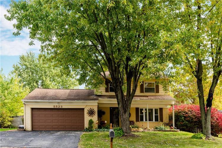 5523 Pappas Drive Indianapolis, IN 46237   MLS 21674663   photo 2
