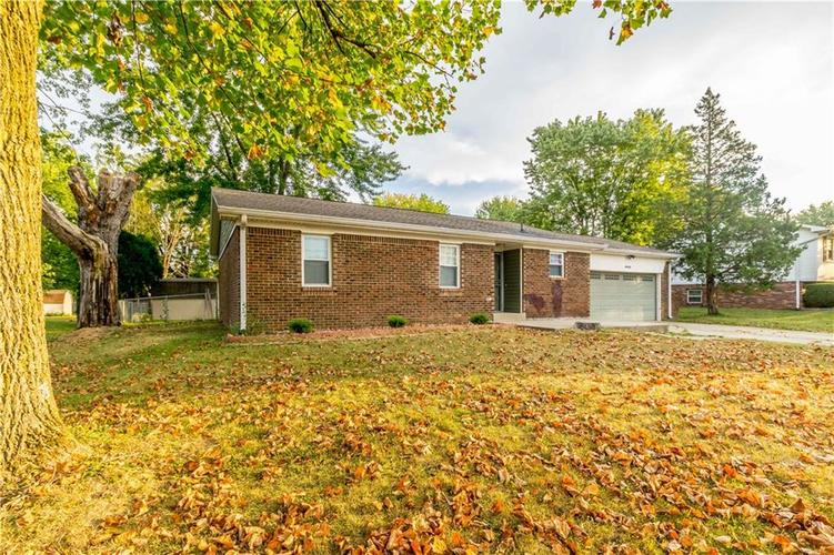 3216 BABETTE Drive Indianapolis, IN 46227 | MLS 21674685 | photo 1