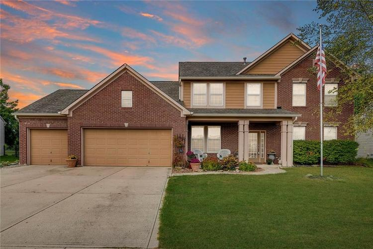 8150 Grassy Meadow Lane Indianapolis IN 46259 | MLS 21674687 | photo 1