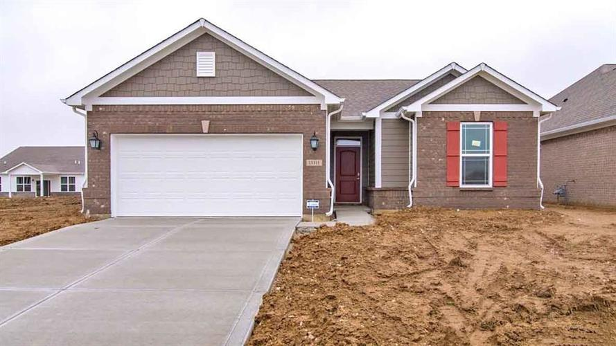 13311 N White Cloud Court Camby, IN 46113 | MLS 21674713