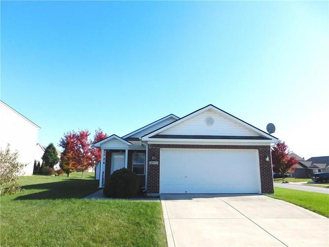 3717 Golden Grain Drive Whitestown, IN 46075 | MLS 21674735 | photo 1