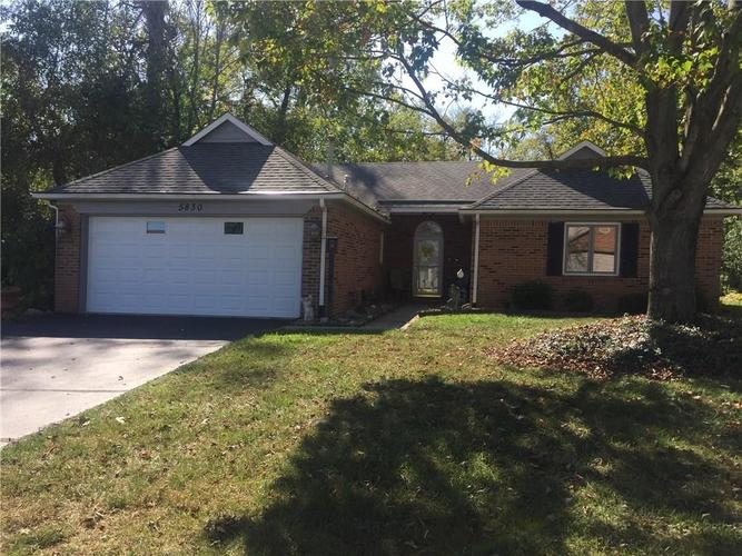5830  WHITE LICK Court Plainfield, IN 46168 | MLS 21674742