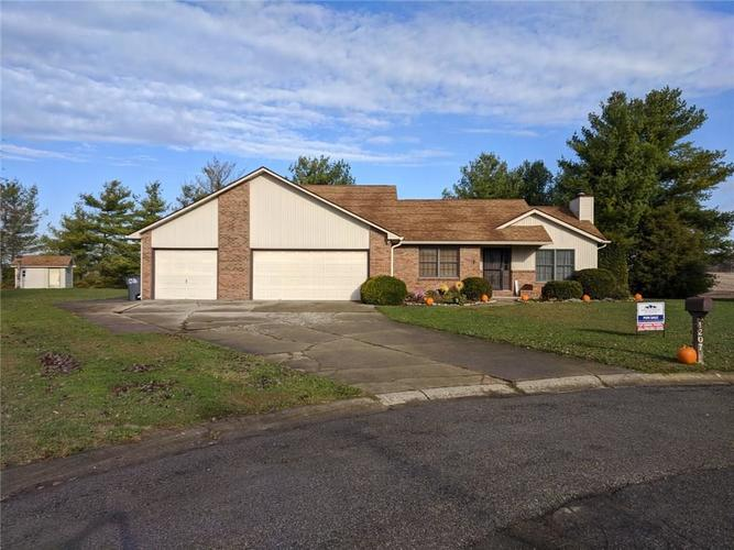 1207  Cathy Court Rushville, IN 46173 | MLS 21674799