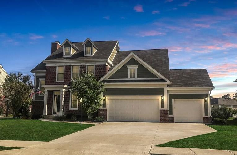12461  Westmorland Drive Fishers, IN 46037 | MLS 21674845