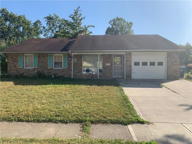 8237 E 41st Place Indianapolis, IN 46226 | MLS 21674881