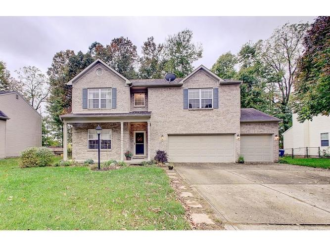 6127  Maple Branch Place Indianapolis, IN 46221 | MLS 21674929