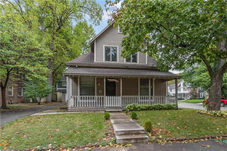 634 E 46TH Street Indianapolis IN 46205 | MLS 21674972 | photo 1