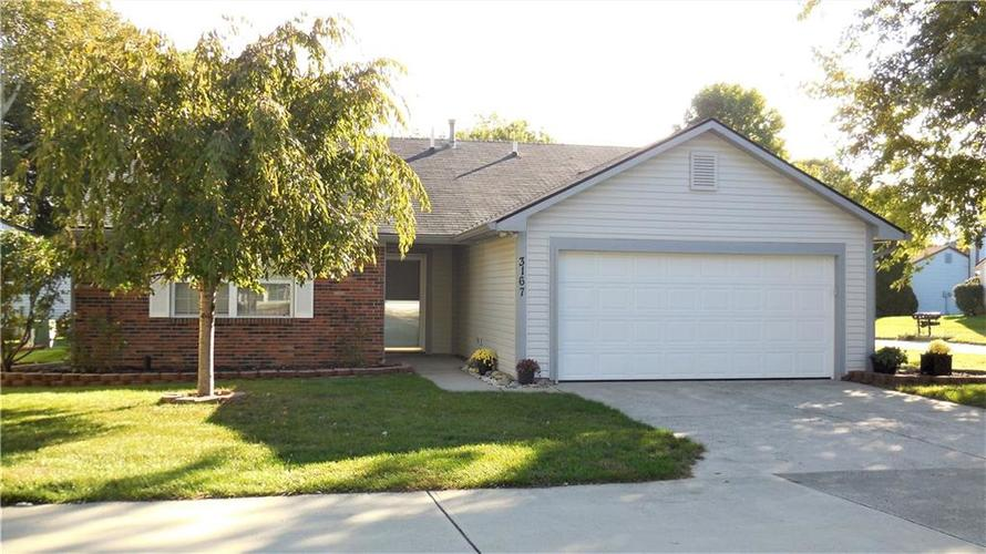 3167 VALLEY FARMS Road Indianapolis, IN 46214   MLS 21674974   photo 1