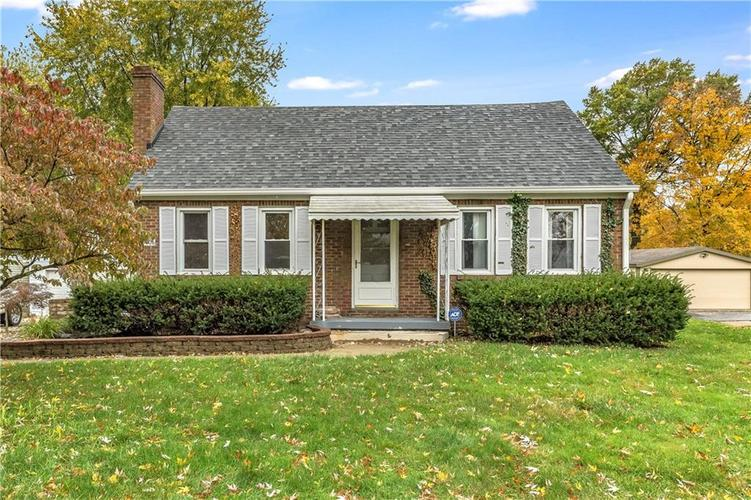 5406  Shelby Street Indianapolis, IN 46227 | MLS 21674988