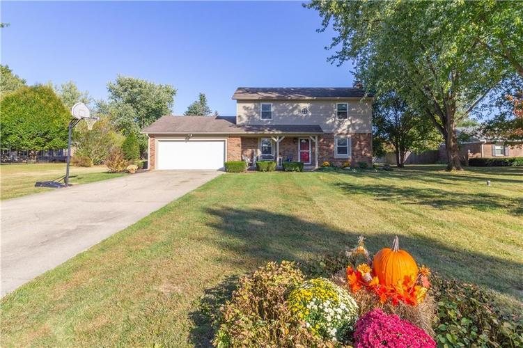 1  Holmes Court Greenfield, IN 46140 | MLS 21675067