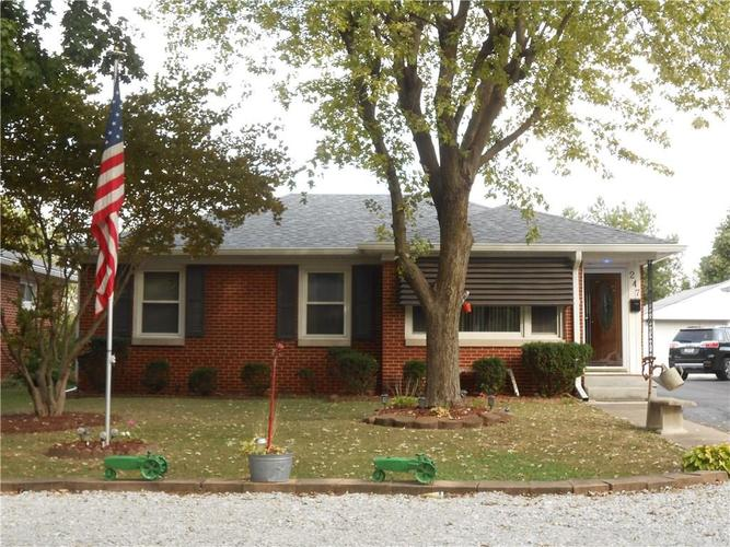 247 N Routiers Avenue Indianapolis, IN 46219 | MLS 21675080 | photo 1