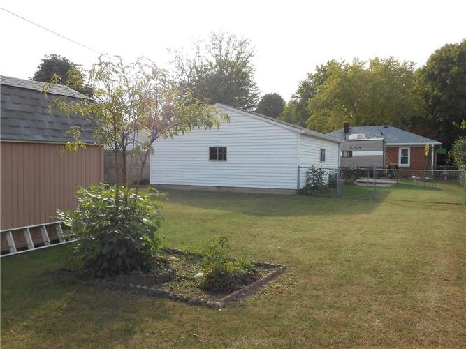 247 N Routiers Avenue Indianapolis, IN 46219 | MLS 21675080 | photo 18