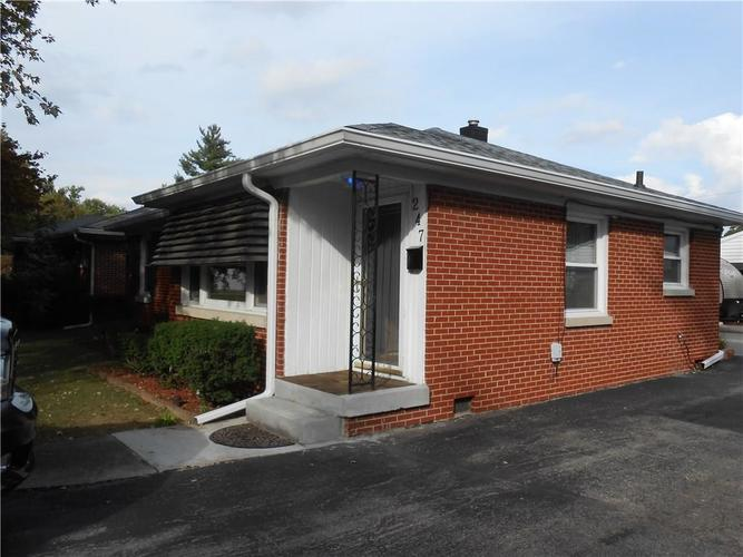 247 N Routiers Avenue Indianapolis, IN 46219 | MLS 21675080 | photo 5