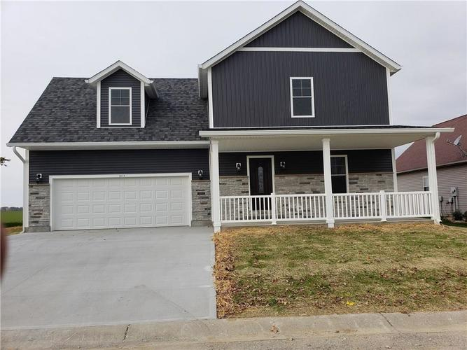 1019 S Creek Drive W Greensburg, IN 47240 | MLS 21675106 | photo 1