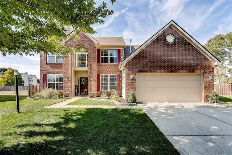 14116  Moate Drive Fishers, IN 46038 | MLS 21675120